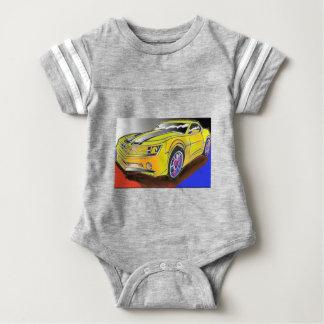 Chevy Camero Baby Bodysuit