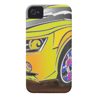 Chevy Camero iPhone 4 Cover