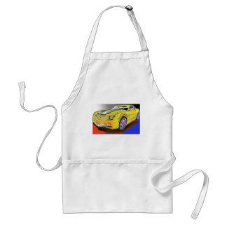 Chevy Camero Standard Apron