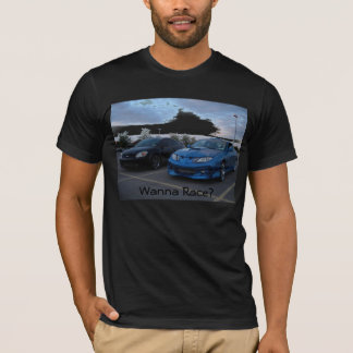 Chevy Cobalt and Chevy Cavalier Wanna Race? T-Shirt