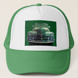 Chevy Convertible Trucker Hat