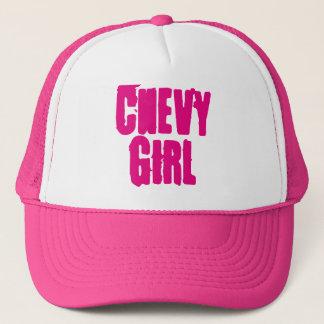 Chevy Girl Trucker Hat