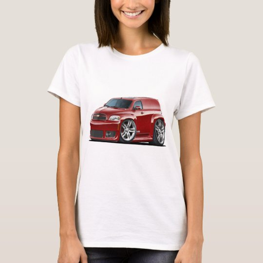 chevy hhr ss maroon panel truck t shirt. Black Bedroom Furniture Sets. Home Design Ideas
