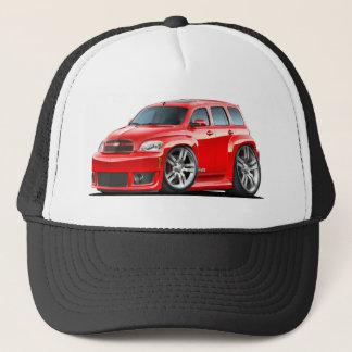 Chevy HHR SS Red Truck Trucker Hat
