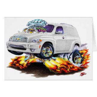 Chevy HHR White Panel Truck Card