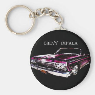 Chevy Impala - Key Chain