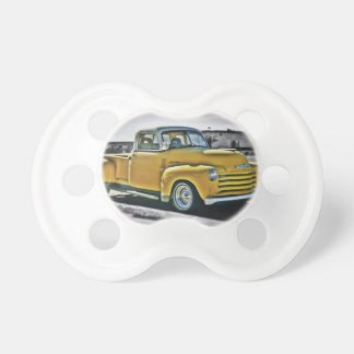 Chevy pick UP Pacifier