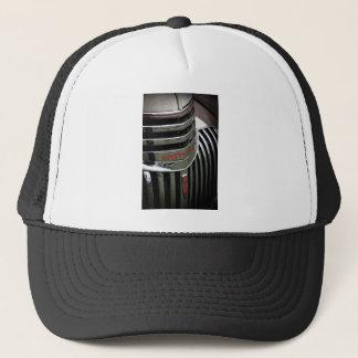 Chevy pickup art print trucker hat