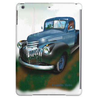 Chevy pickup iPad air cover