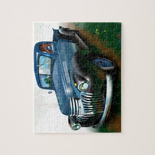 Chevy Pickup Jigsaw Puzzle