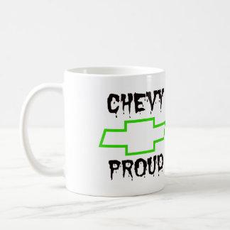 Chevy Proud Mug