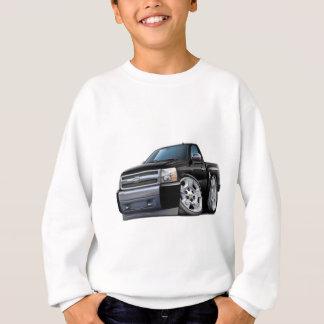 Chevy Silverado Black Truck Sweatshirt