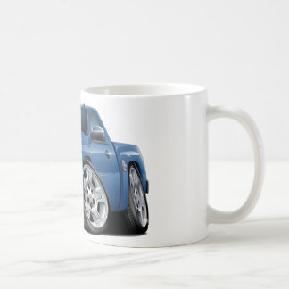 Chevy Silverado Blue Granite Truck Coffee Mug