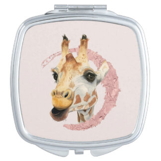 """Chew"" 3 Makeup Mirrors"