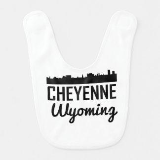 Cheyenne Wyoming Skyline Bib