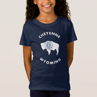 Cheyenne Wyoming T-Shirt