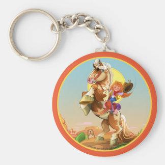 Cheyenne's keychain