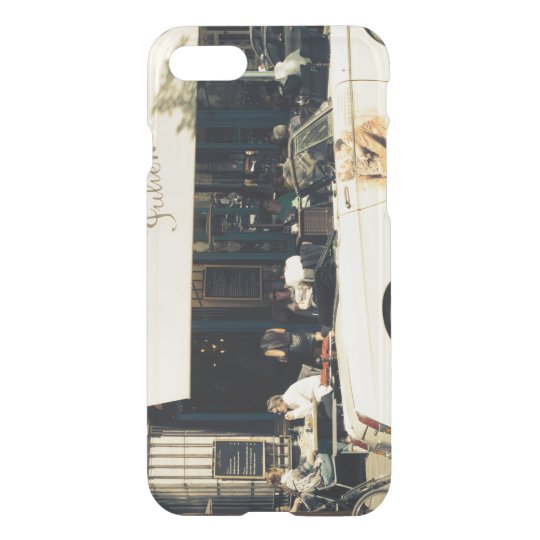 CHez Julien Picturesque Cafe in Paris, France iPhone 8/7 Case