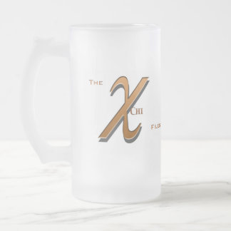Chi Files Frosted Mug
