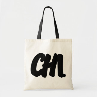 CHI Letters Tote Bag