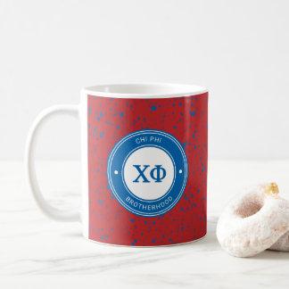 Chi Phi | Badge Coffee Mug