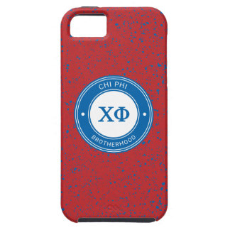 Chi Phi | Badge iPhone 5 Case