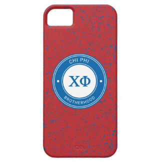 Chi Phi   Badge iPhone 5 Cases