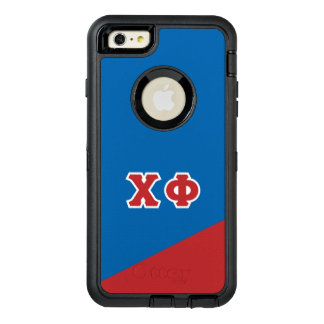 Chi Phi   Greek Letters OtterBox iPhone 6/6s Plus Case