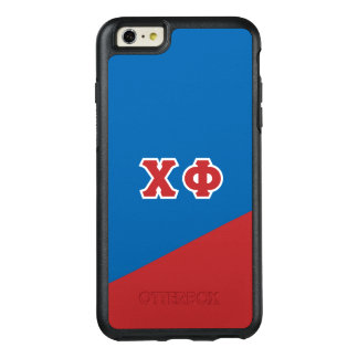 Chi Phi | Greek Letters OtterBox iPhone 6/6s Plus Case