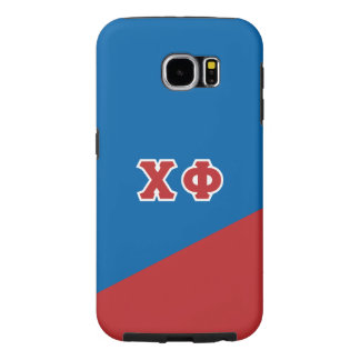 Chi Phi   Greek Letters Samsung Galaxy S6 Cases