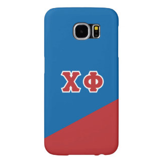 Chi Phi | Greek Letters Samsung Galaxy S6 Cases