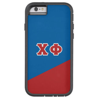 Chi Phi | Greek Letters Tough Xtreme iPhone 6 Case
