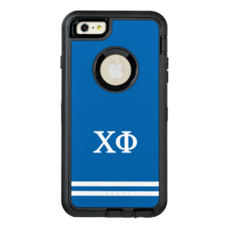Chi Phi | Sport Stripe OtterBox Defender iPhone Case