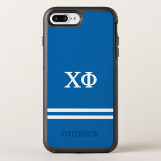 Chi Phi | Sport Stripe OtterBox Symmetry iPhone 8 Plus/7 Plus Case