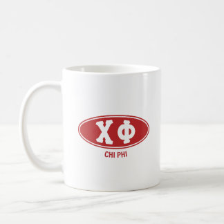 Chi Phi | Vintage Coffee Mug