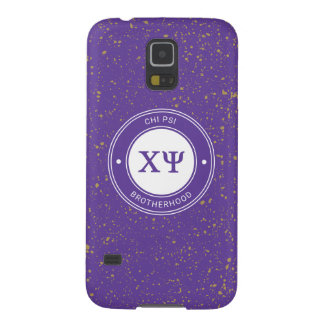 Chi Psi | Badge Galaxy S5 Cover