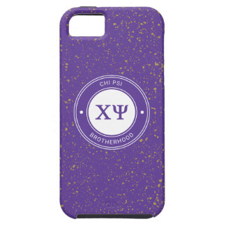 Chi Psi | Badge iPhone 5 Cover