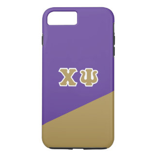 Chi Psi | Greek Letters iPhone 8 Plus/7 Plus Case