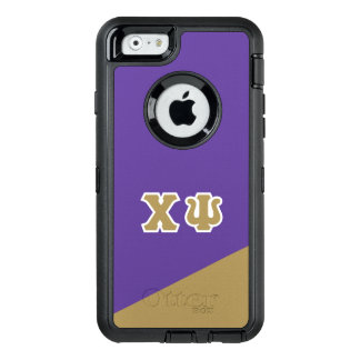 Chi Psi | Greek Letters OtterBox iPhone 6/6s Case
