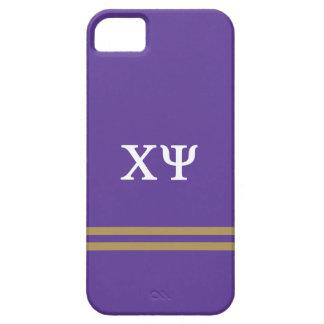 Chi Psi | Sport Stripe iPhone 5 Case