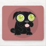 Chi Pug Mousepad