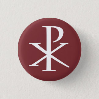 Chi Rho Button