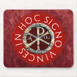 Chi-Rho Mouse Pad