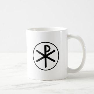 Chi-Rho symbol Coffee Mug