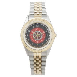 Chi Rho Symbol Watch