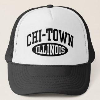 Chi-Town Illinois Trucker Hat
