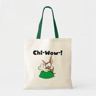 Chi-Wow Chihuahua Tote Bag