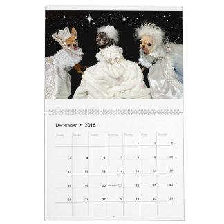 Chi Yum Yum 2016 Calendar