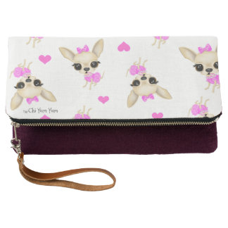 Chi Yum Yum Clutch (fold over)