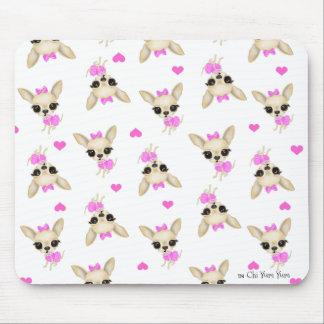 Chi Yum Yum mouse pad (Square)